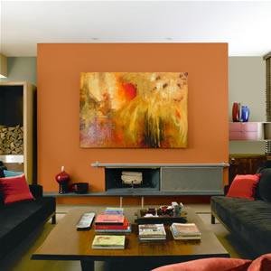 Color calabaza interiores3de for Pintura de interiores modernos