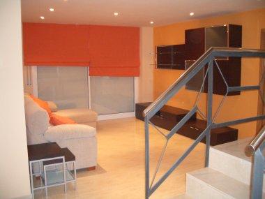 Color naranja mandarina interiores3de for Decoracion piso naranja