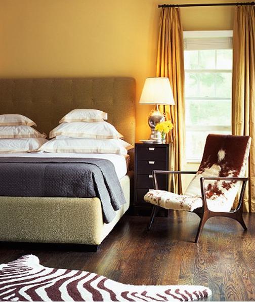 Amarillos interiores3de - Pintura de dormitorios matrimoniales ...