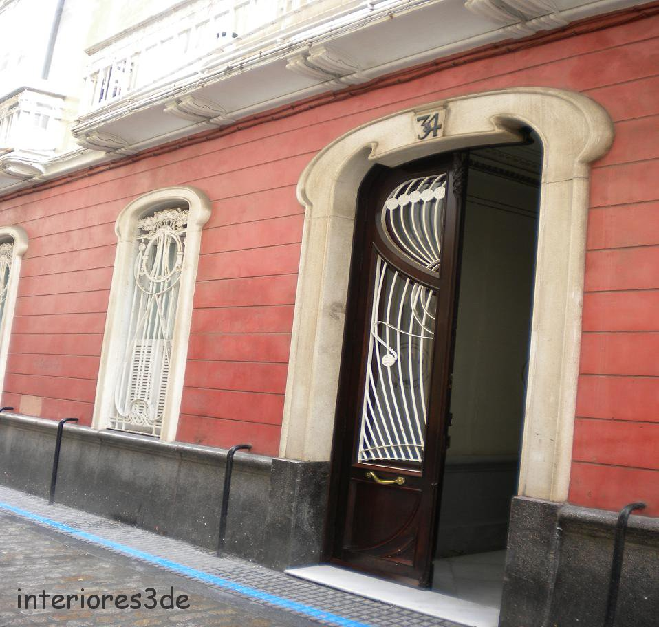 fachadas | interiores3de